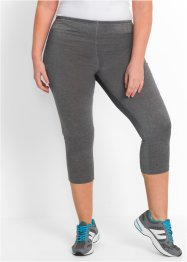 Legging de sport sans coutures, longueur 3/4, bpc bonprix collection