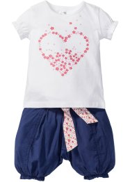 T-Shirt + Hose (2-tlg. Set), bpc bonprix collection
