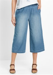 Jeans Culotte - designt von Maite Kelly, bpc bonprix collection, blue bleached used
