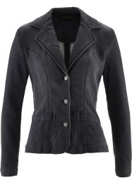 Sweatblazer in Jeansoptik, bpc selection