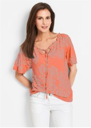 Shirt-Tunika, Halbarm, bpc bonprix collection