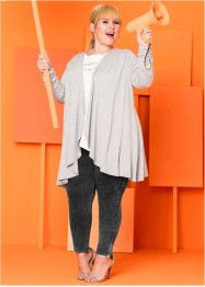 Legging - designed by Maite Kelly, bpc bonprix collection, gris ardoise