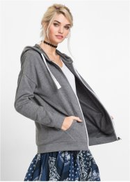 "MUST HAVE: Oversized-Hoodie, ""Boyfriend"", RAINBOW"
