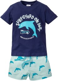 T-shirt + short (Ens. 2 pces.), bpc bonprix collection