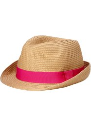 Chapeau de paille, bpc bonprix collection, naturel