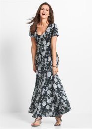 Maxi-Shirt-Kleid, Kurzarm, bpc bonprix collection