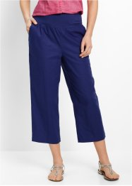Weite Leinenhose, bpc bonprix collection