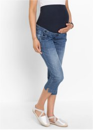 3/4-Umstandsjeans, bpc bonprix collection, blue stone