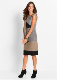 Robe, bpc selection, marron/gris/noir