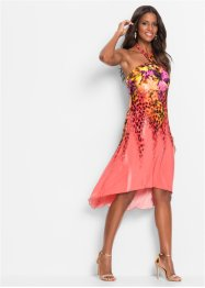 Robe multicolore, BODYFLIRT boutique, fuchsia/noir
