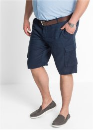 Leinen-Bermuda Loose Fit, bpc bonprix collection