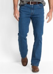 Stretchjeans Classic Fit BOOTCUT, John Baner JEANSWEAR, blau