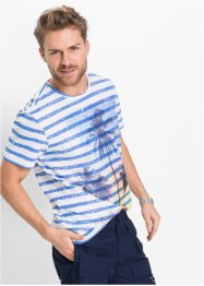 T-Shirt mit Druck Regular Fit, bpc bonprix collection