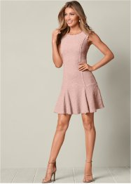 Strickkleid, BODYFLIRT boutique, hellrosa