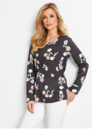 Sweatshirt mit Blumendruck, bpc selection