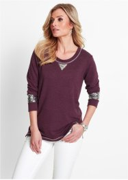 Sweatshirt mit Pailetten, bpc selection