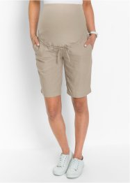 Short de grossesse en lin, bpc bonprix collection
