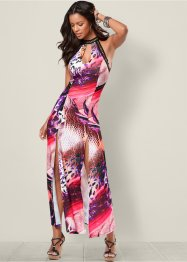 Maxikleid mit Animal-Print, BODYFLIRT boutique