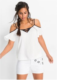cold shoulder Bluse: Must Have, BODYFLIRT