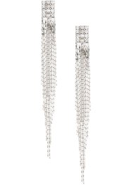 Ohrringe mit Strass, bpc bonprix collection
