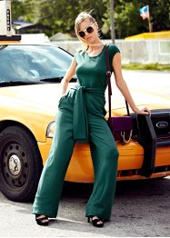 Jumpsuit mit Bindedetail, RAINBOW