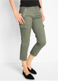Cargohose aus Baumwollstretch, bpc bonprix collection