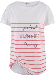 T-shirt oversize, manches courtes, bpc bonprix collection