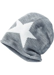 Strick-Beanie Stern, bpc bonprix collection