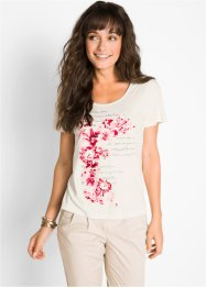 Shirt mit Blumenprint, bpc bonprix collection