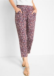 Pantalon en jersey 7/8, bpc bonprix collection