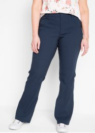 Bengalin-Stretch-Hose, Bootcut, bpc bonprix collection