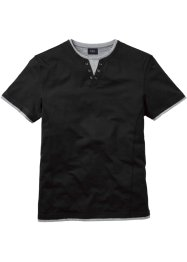 T-Shirt in 2-in-1-Optik im Regular Fit, bpc bonprix collection