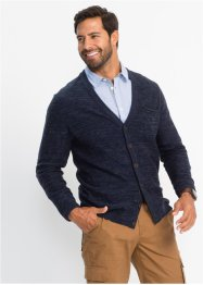 Cardigan fine maille Regular Fit, bpc selection
