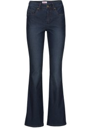 Stretch-Jeans in bequemer Sweatware BOOTCUT, John Baner JEANSWEAR
