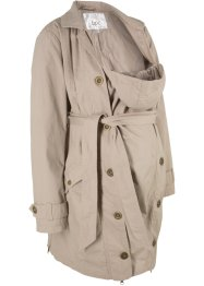 Umstands-Trenchcoat mit Babyeinsatz, bpc bonprix collection