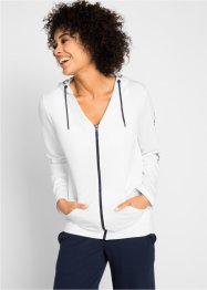 leichte Sweatjacke, langarm, bpc bonprix collection