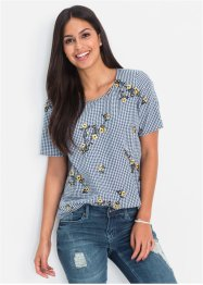 Bluse mit Stickerei, BODYFLIRT