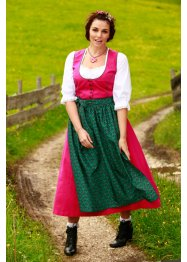 Mini-blouse Dirndl mi-manches, bpc bonprix collection