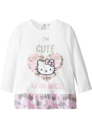 """HELLO KITTY"" Langarmshirt mit Volant, Hello Kitty"