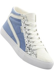Sneaker high top, RAINBOW