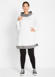 Sweatkleid mit Leggings, im Set, bpc bonprix collection