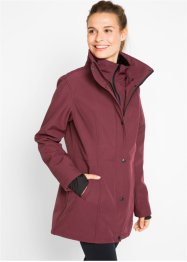 Kurze Softshelljacke, 2-in-1, bpc bonprix collection