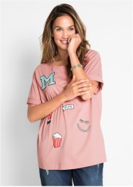 Halbarm-Shirt mit Patches – designt von Maite Kelly, bpc bonprix collection