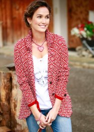 Trachten-Strickjacke, bpc bonprix collection