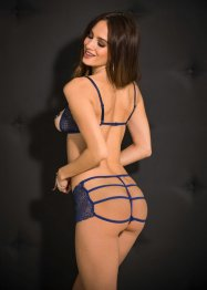 Triangel-BH ouvert+Panty