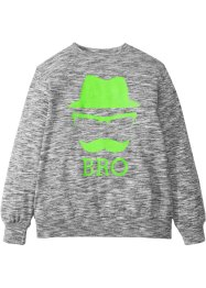 Sweat-shirt imprimé, bpc bonprix collection