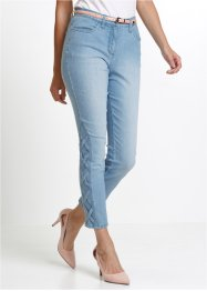 7/8-Stretchjeans mit Zierelement, bpc selection