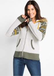 Sweatjacke, bpc bonprix collection