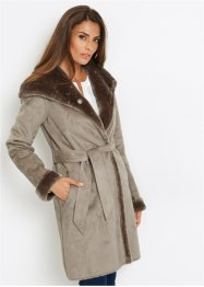 Manteau en synthétique imitation cuir, bpc selection premium