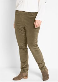 Stretch-Cord-Leggings, bpc bonprix collection